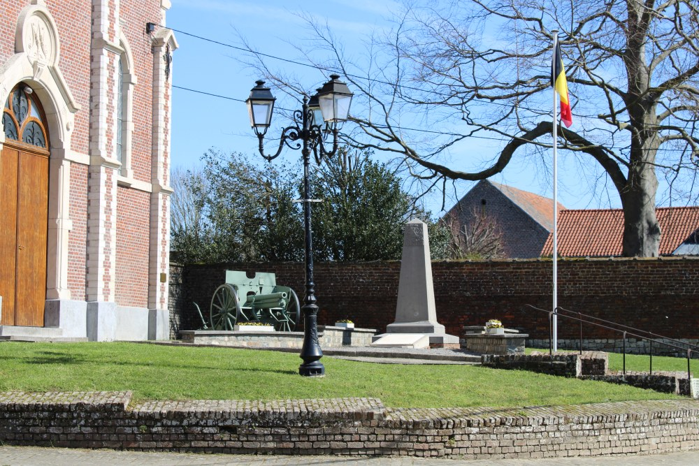 War Memorial Saint-Jean-Geest