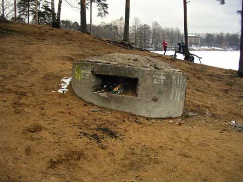 Russian Pillbox Z-2 (St. Petersburg)