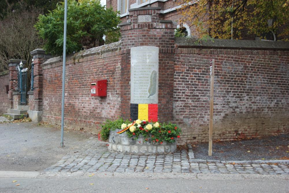 War Memorial Lantremange