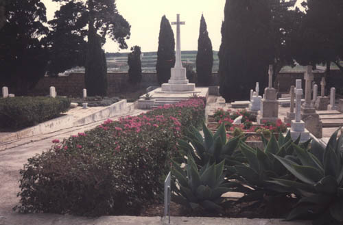 Oorlogsgraven van het Gemenebest Imtarfa