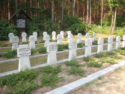 German War Graves Ruhlsdorf