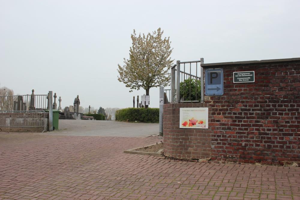 Municipal Cemetery Geraardsbergen