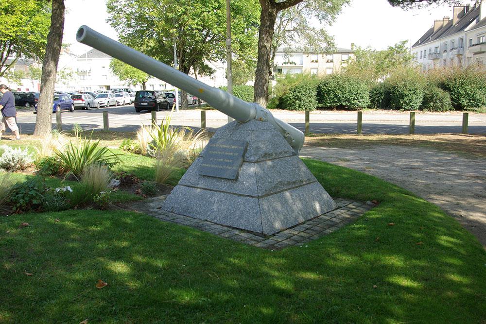 Monument HMS Campbeltown