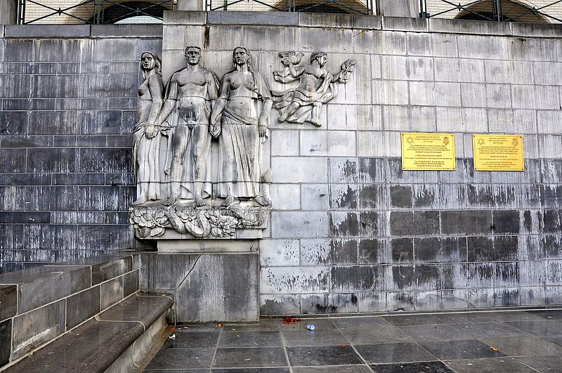 Monument Hulp aan Joden