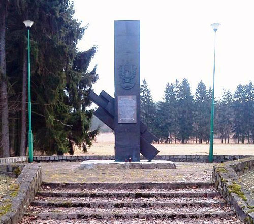 Memorial Polish 43th Light Artillery Regiment