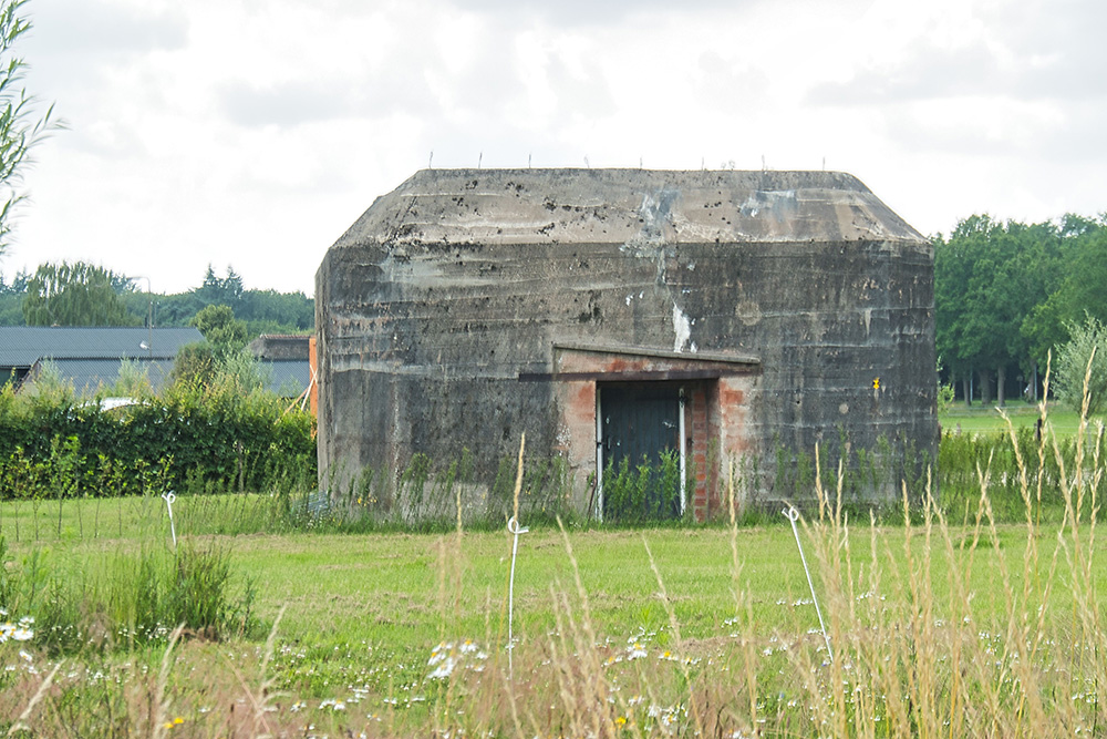 Bunker Pantherstellung Hoevelaken