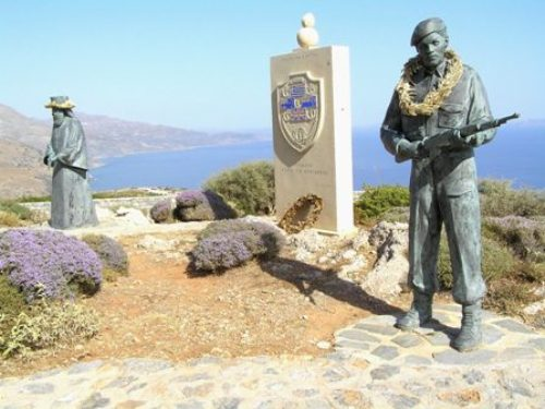 Preveli International Memorial for Resistance and Peace