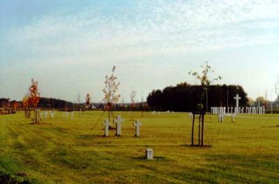 Duitse Oorlogsbegraafplaats Pulawy