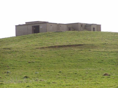 Remains RAF Bempton