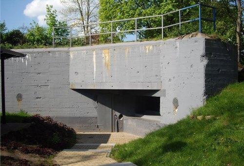 Westwall - Regelbau 108b Bunker Dillingen