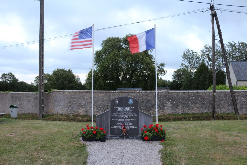 2nd Combat Medics (501 PIR) Memorial