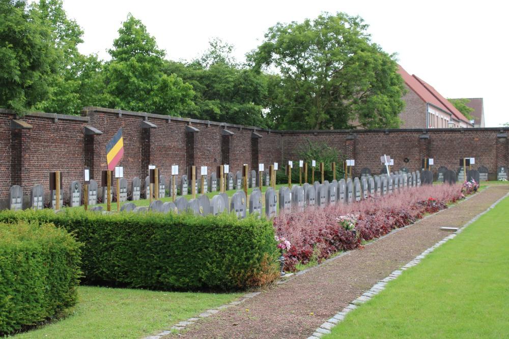 Belgische Oorlogsgraven Machelen