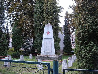 Soviet War Cemetery Żarów