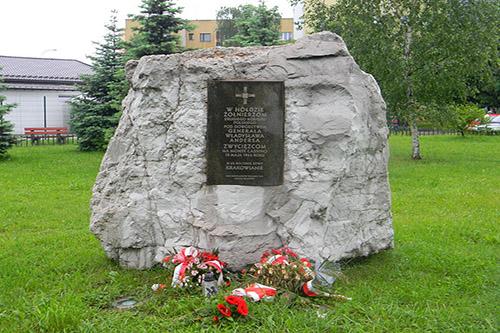 Monument Slag om Monte Cassino