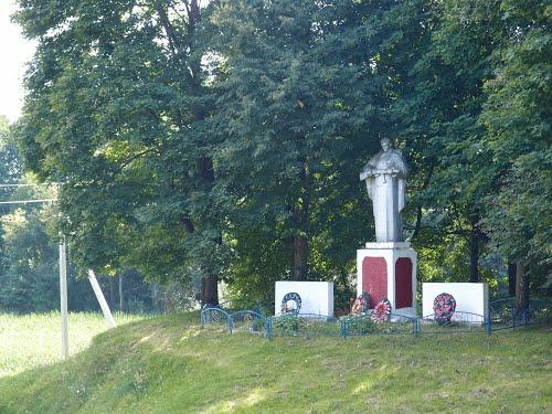Mass Grave Soviet Soldiers Choŭchlava