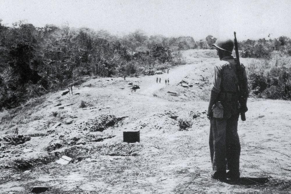 Bloody Ridge - Hill 123 (Hill 2)