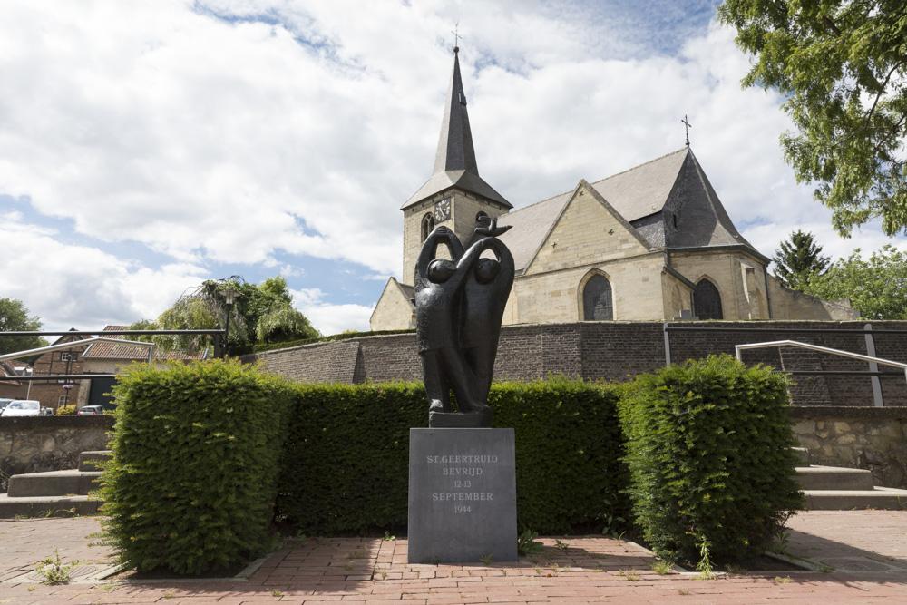 Bevrijdingsmonument Sint Geertruid