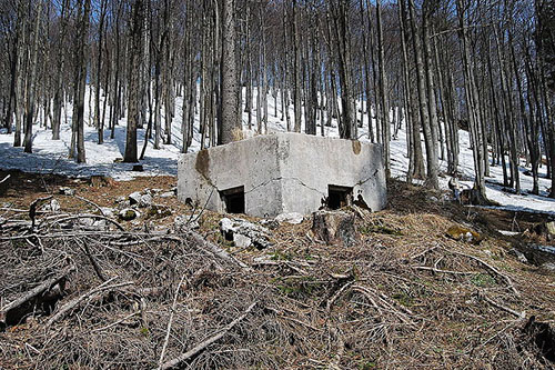 Rupnik Line - Pillbox