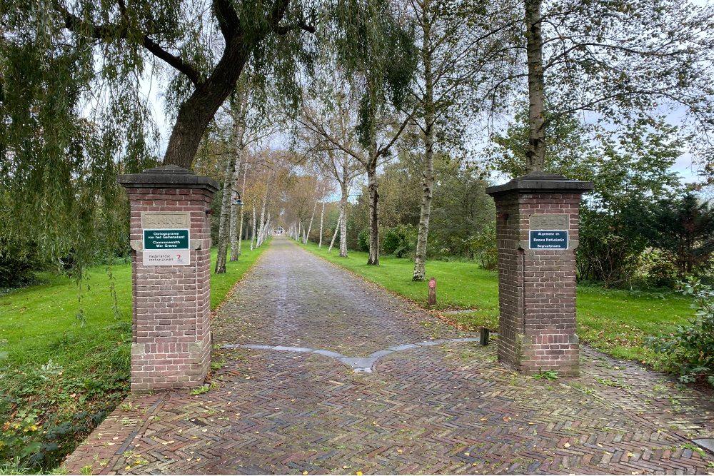 General Cemetery Bergen