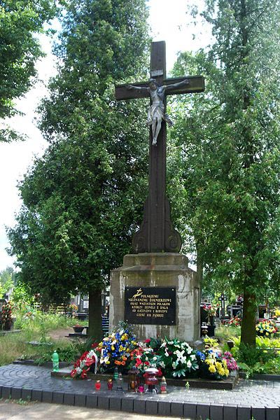 Cross for the Unknown Polish Soldiers