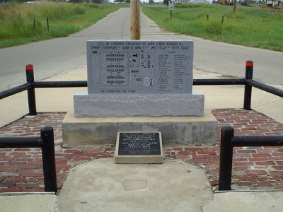 Memorial Prisoner-of-War Camp Tonkawa