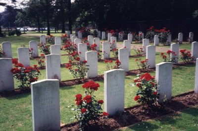 German War Graves Beachley