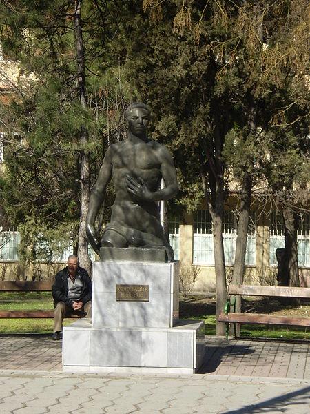 Statue Kocho Racin