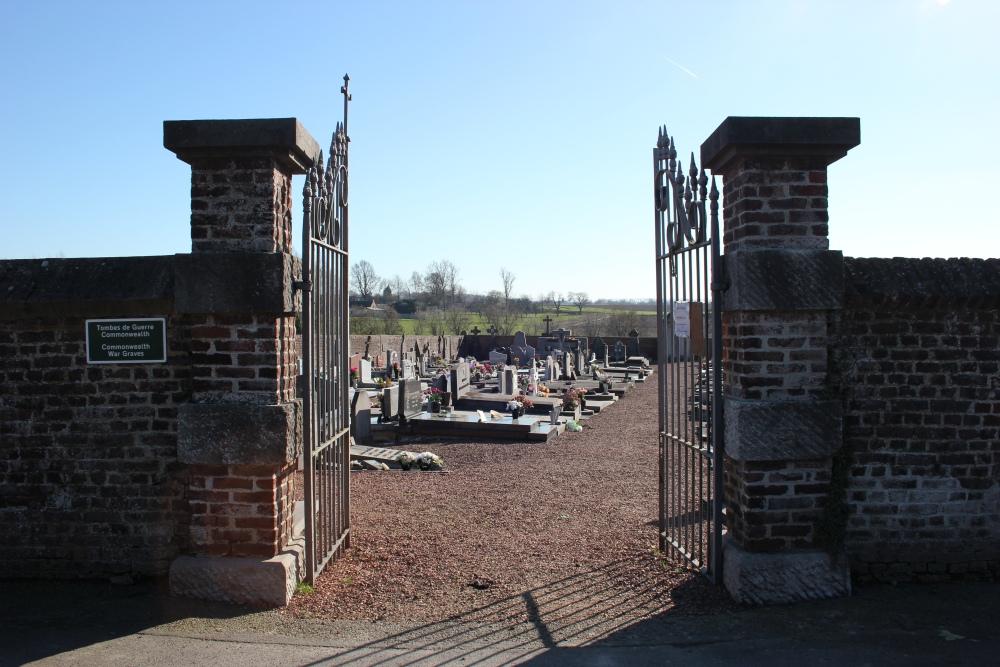 Gemeentelijke Begraafplaats Irchonwelz