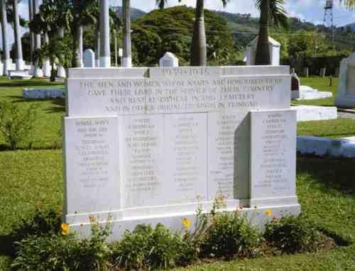 Port of Spain Memorial