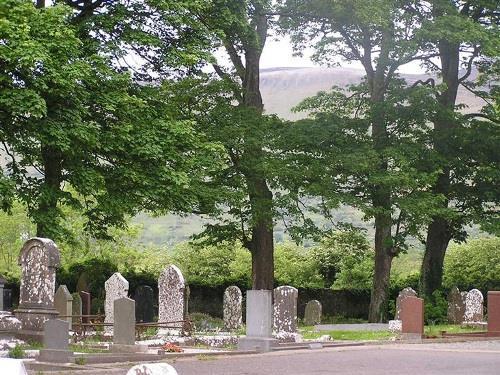 Commonwealth War Grave St. Columba Church of Ireland Churchyard