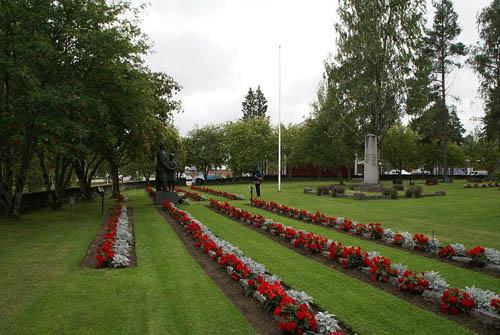 Finnish War Graves Pihtipudas