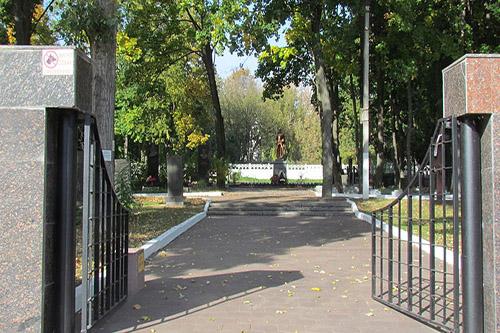 Soviet War Cemetery Zhytomyr