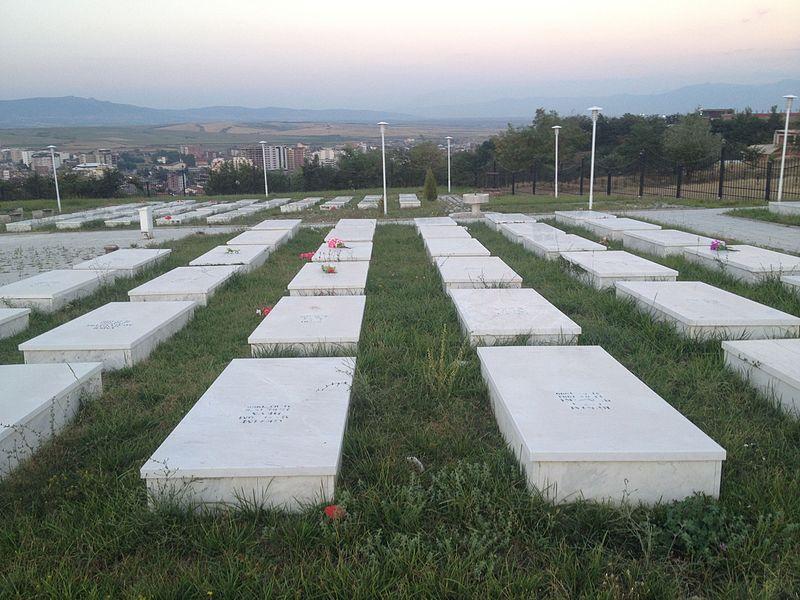 Begraafplaats Albanese Slachtoffers