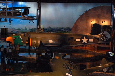 Kalamazoo Aviation History Museum (National Guadalcanal Memorial Museum)