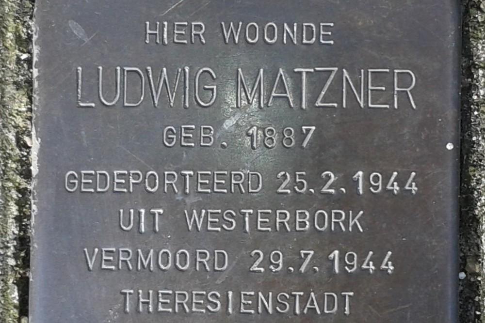 Stolpersteine Herengracht 31