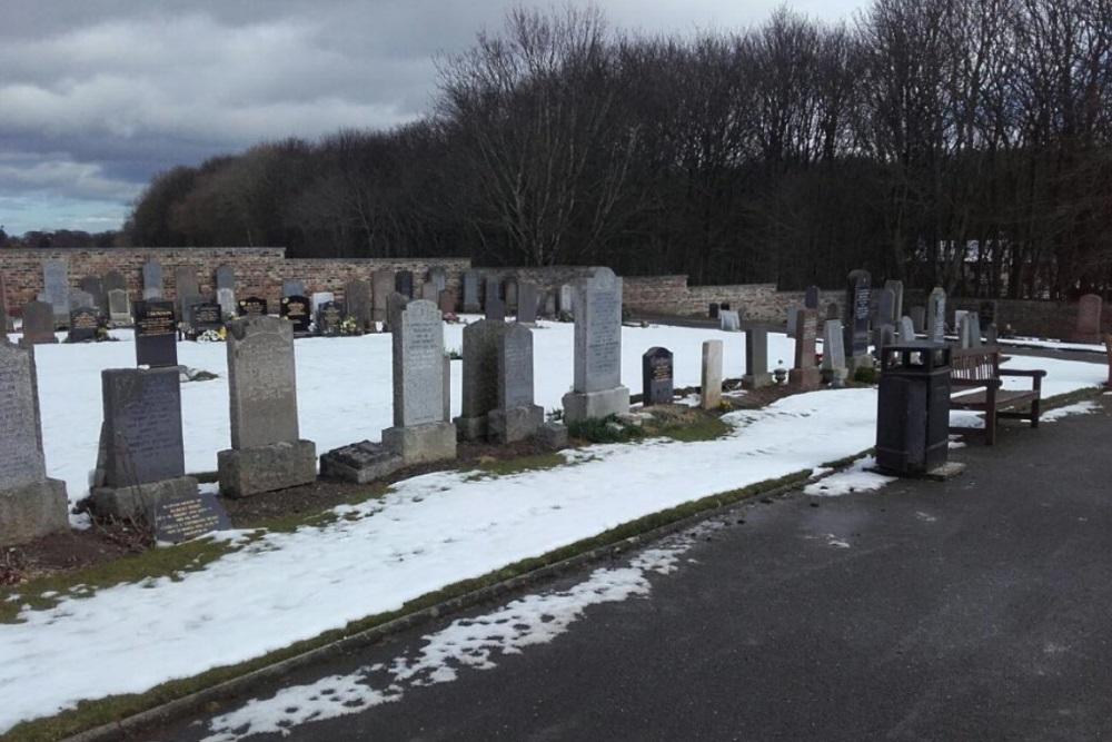 Oorlogsgraven van het Gemenebest Ormiston Cemetery