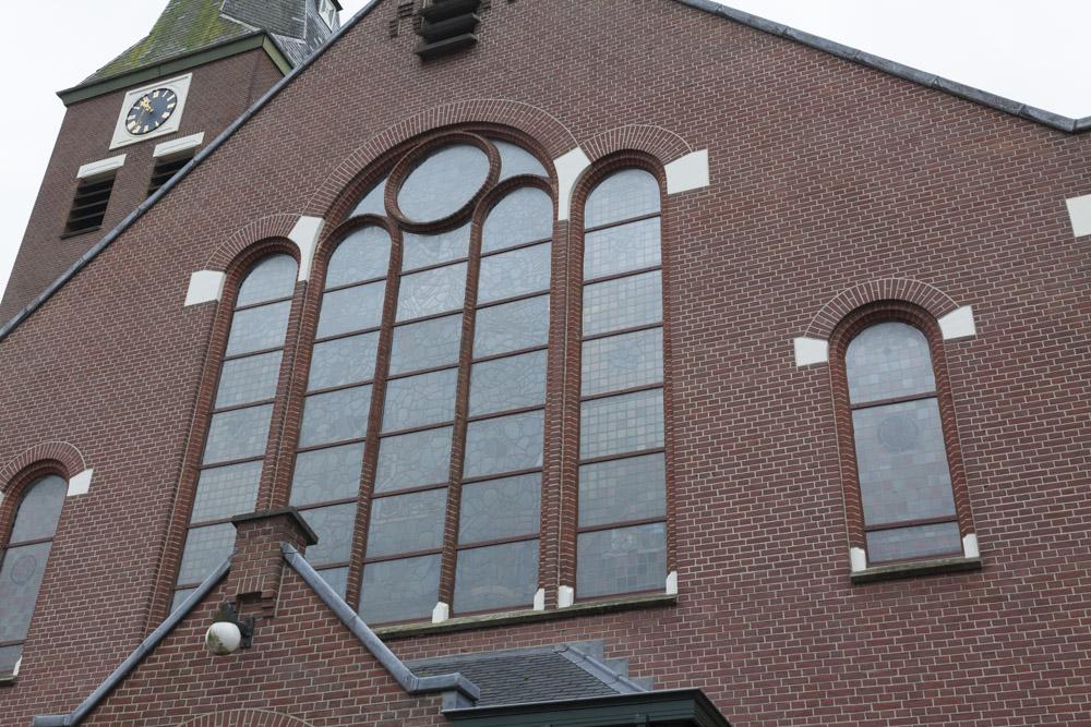 Gedenkraam Oosterkerk Aalten