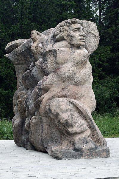 Monument Tsjechoslowaakse Grensoverschrijding