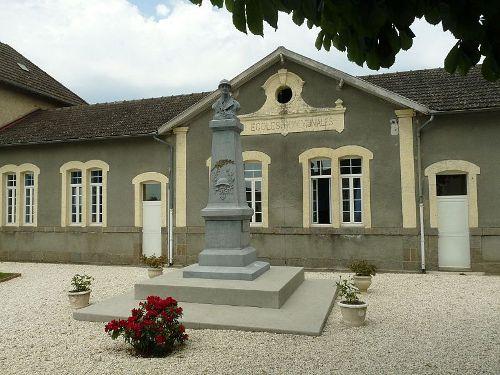 War Memorial Abzac