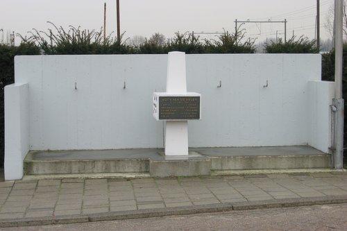 Oorlogsmonument Rijswijk