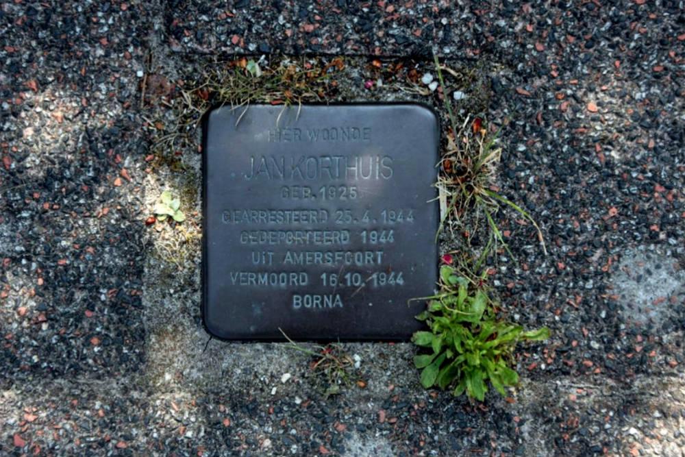 Stumbling Stone Noordwolderweg 52