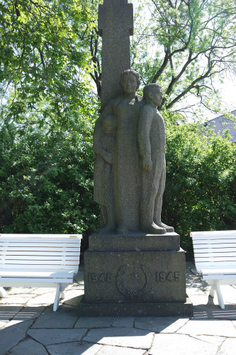Oorlogsmonument Larvik