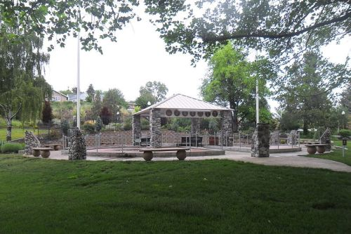 Monument Veteranen Klamath Falls