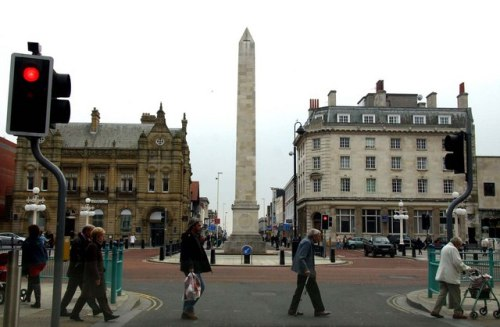Oorlogsmonument Southport