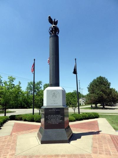 Monument Veteranen Beavercreek