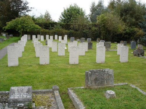Commonwealth War Graves St George Churchyard