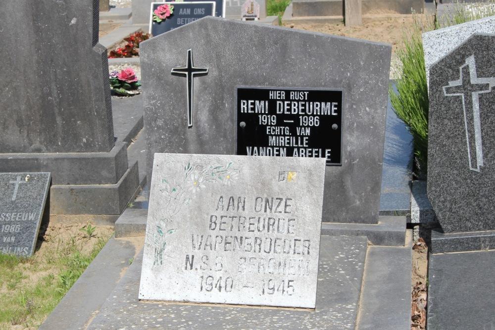 Veteran War Graves Berchem