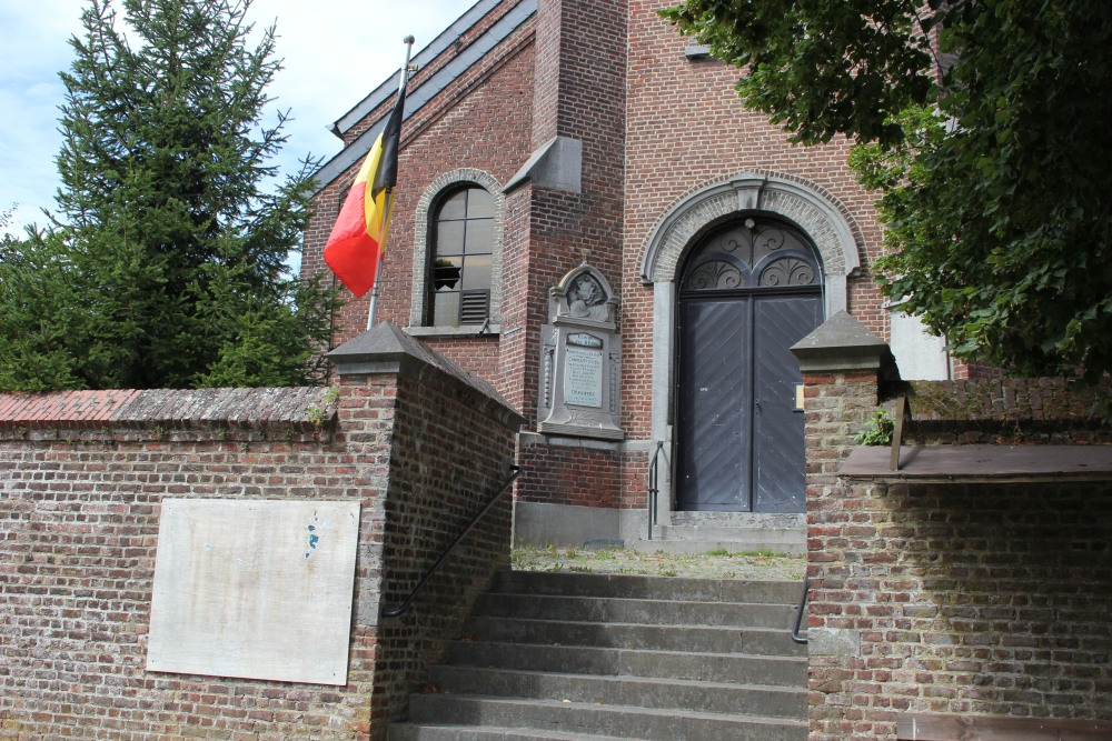 War Memorial Villeroux