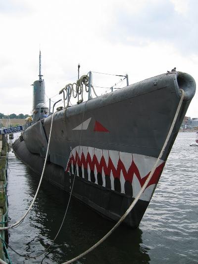 Museumship USS Torsk (SS-423)