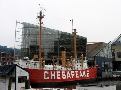 Museumship LV116 Chesapeake